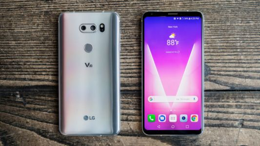 LG V30 Coming To AT&T On October 5 With A BOGO Deal