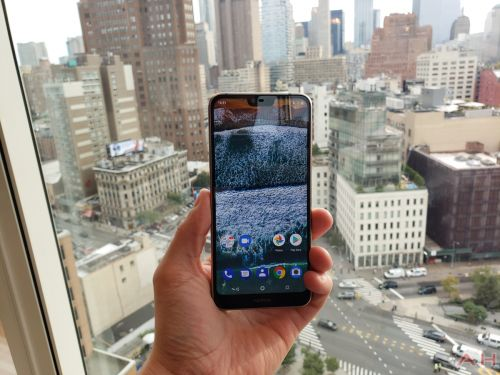 Hands On With HMD Global's Nokia 7.1 Android One Smartphone