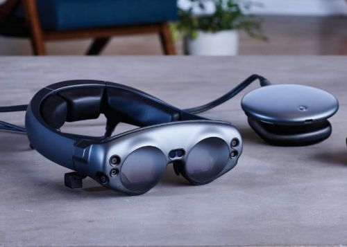 Magic Leap Mixed Reality Headset Officially Launches For $2,295