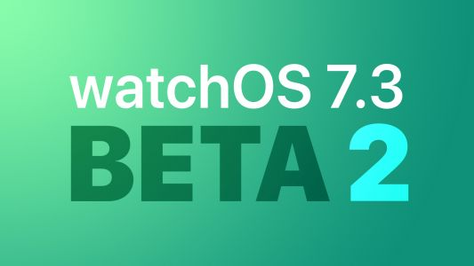 Apple Seeds Second Beta of watchOS 7.3 to Developers