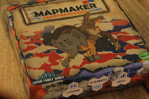 Mapmaker: The Gerrymandering game that puts the fun in undermining democracy