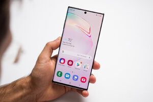 Samsung Galaxy Note 10 pre-orders twice as many as Note 9 in one country