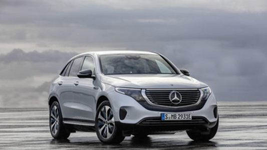 Mercedes-Benz EQC Is An All-Electric SUV With A 200 Mile Range