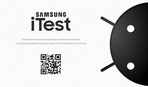 "Now iPhone Users Can Get ""A Little Taste Of Samsung"" On Their Browser"