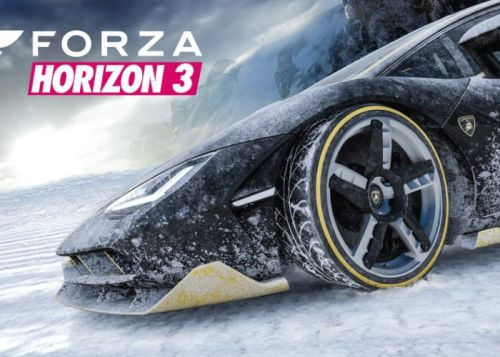 Xbox One X 4K Patch Released For Forza Horizon 3
