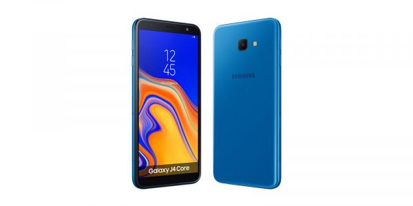 Samsung Galaxy J4 Core is the company's second Android Go device w/ better specs