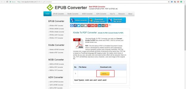 How To Convert Kindle Books to PDF in Minute