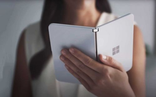 Microsoft's Possible Surface Duo Case Spotted In New Teaser