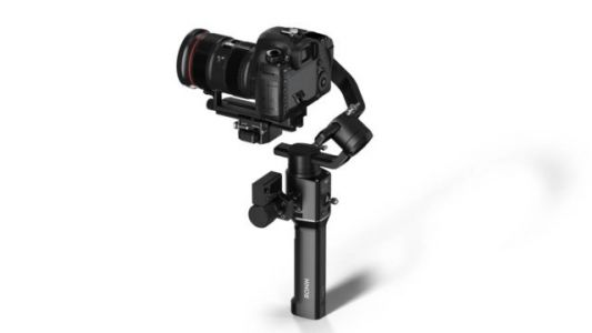 DJI Ronin-S Stabilizer For DSLRs, Mirrorless Cameras Announced