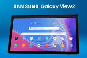 AT&T reveals the gargantuan Samsung Galaxy View 2 tablet