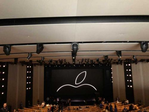 The Apple Keynote is Starting, Come Watch with Us