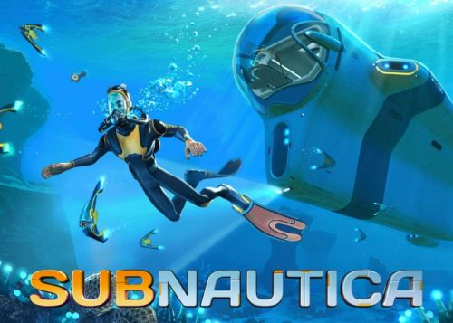 Subnautica underwater adventure game free via new Epic Games Store this week
