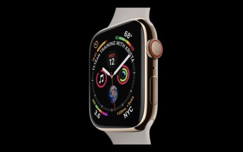 Apple Unveils New Apple Watch Models With Larger Displays and New Heart Detection Features