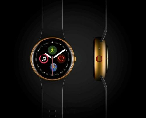This circular Apple Watch concept is sure to divide opinion