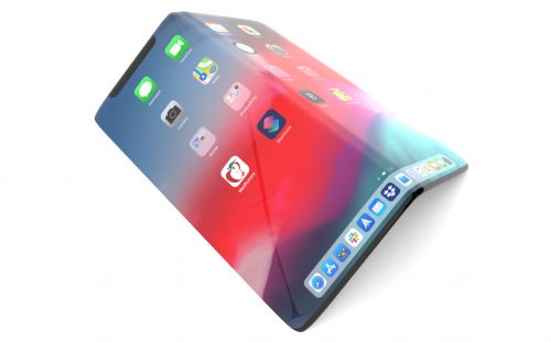 Apple Researching Stronger Displays for Foldable Devices to Resist Cracking