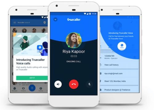 Turecaller Gets Its Own Free Voice Calling Feature