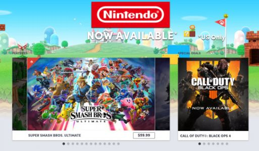 Nintendo Switch and 3DS games are now on The Humble Store