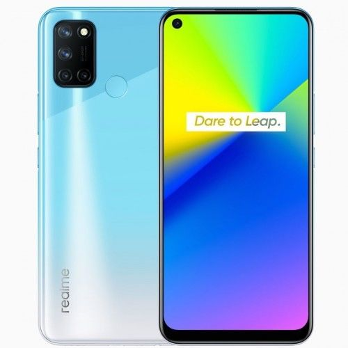Realme 7i Android smartphone unveiled