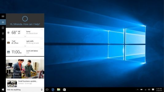 Windows 10 Update Will Allow Access To Third-Party Digital Assistants From The Lock Screen