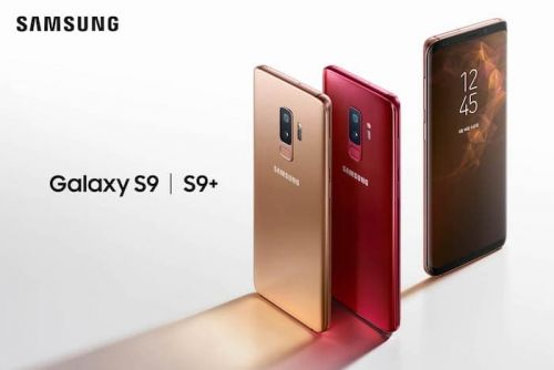 Samsung offers $200 off their Samsung Galaxy S9, S9 Plus and Galaxy Note 9