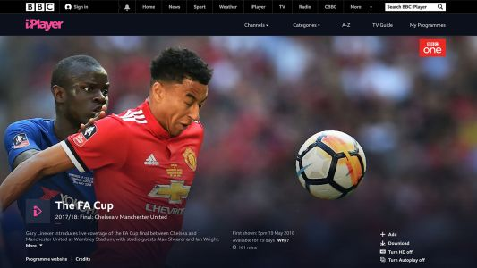 4K HDR World Cup matches coming to BBC iPlayer - but there's a catch