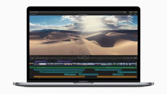 Apple updates MacBook Pro with 8-core option, revised keyboard design