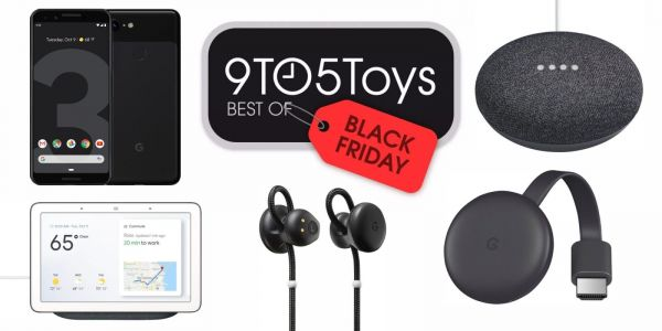 Best of Black Friday 2018 - Google: Pixel 3 BOGO 50% off, Home Hub $99, Chromecast, more