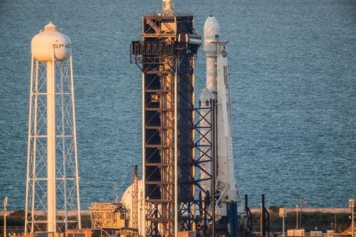 Falcon Heavy ready for its second attempt at a second flight