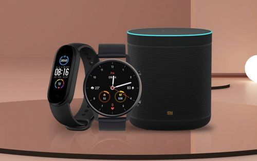 Xiaomi India outs new smart speaker, fitness band, and smartwatch