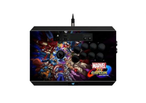 Razer Unveils Marvel VS Capcom: Infinite Arcade Stick
