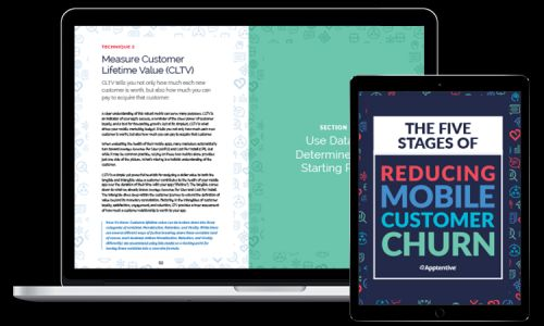 The Five Stages of Reducing Mobile Customer Churn