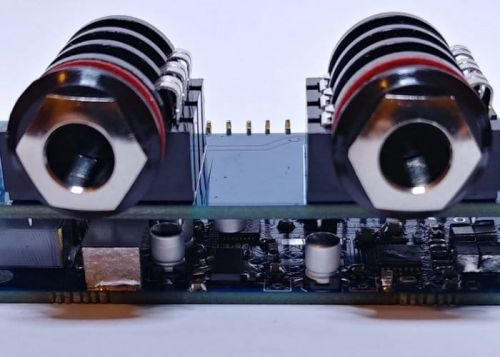 Audio Injector Ultra 2 Raspberry Pi Sound Card