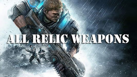 Gears 5 Guide: All Relic Weapons Locations