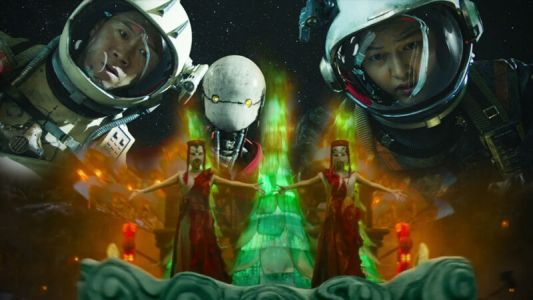 Action-packed meta-fantasy, space opera herald a bright future for Asian film