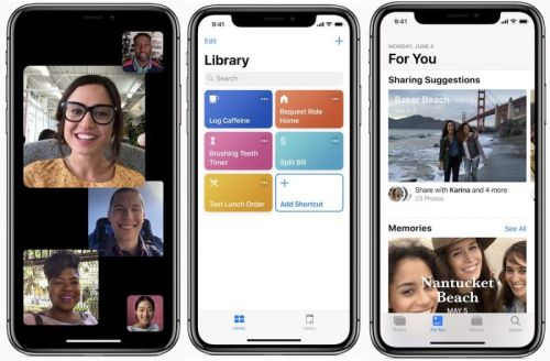 Apple Releases Fourth Public Beta of iOS 12