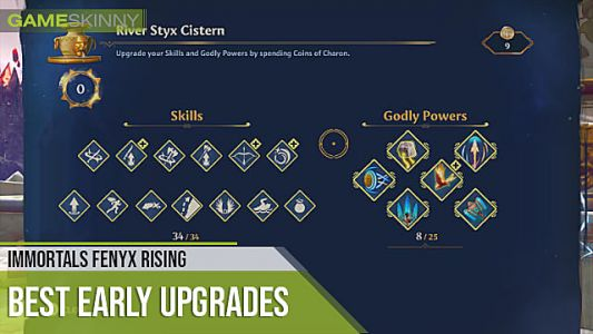 Immortals Fenyx Rising: Best Upgrades to Unlock Early