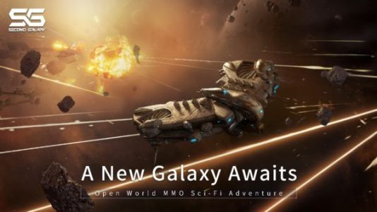 'Second Galaxy' Space MMO Brings Deeply Rich Gameplay To Android
