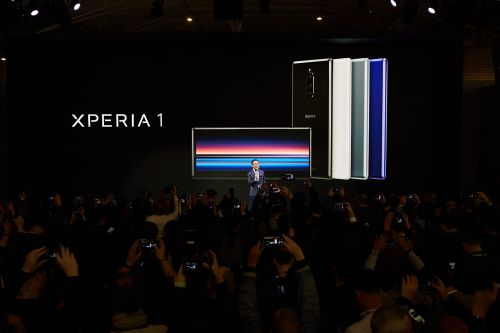 Everything you need to know about Sony's new Xperia 1