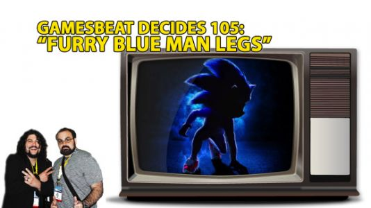 GamesBeat Decides 105: Sonic's leg day