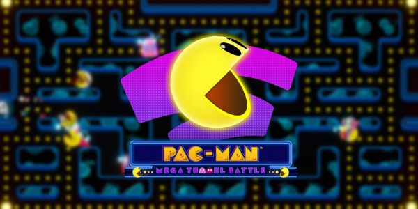 Pac-Man Mega Tunnel Battle brings a battle royale to the arcade classic, exclusively on Stadia