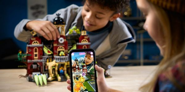 LEGO debuts new Augmented Reality-enabled Hidden Side sets w/ iPhone companion app