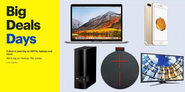 Best Buy 2-Day sale takes on Prime Day: $500 off MacBooks, iPhone deals, TVs, more