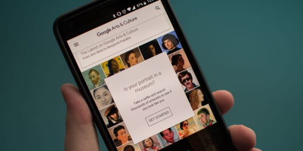 Google's Arts & Culture app updated to compare your selfie to famous pieces of art