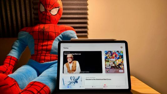 App Store honors Stan Lee with comic-inspired collection after passing
