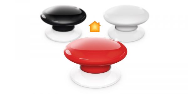 You can now control HomeKit with a big red button thanks to Fibaro