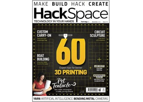 HackSpace Magazine issue 36 out now