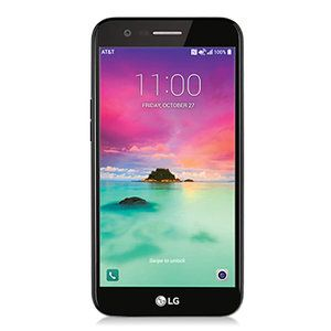 LG K20 receiving the Android 8.1 Oreo update at AT&T