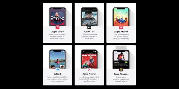 Apple One copes with different Apple IDs for iCloud and Apple Music