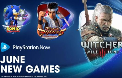 PlayStation Now games this month, Witcher 3, Virtua Fighter 5, Slay the Spire