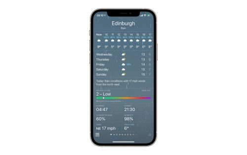 Air Quality Index Feature Expands to More Countries in iOS 14.7 Beta